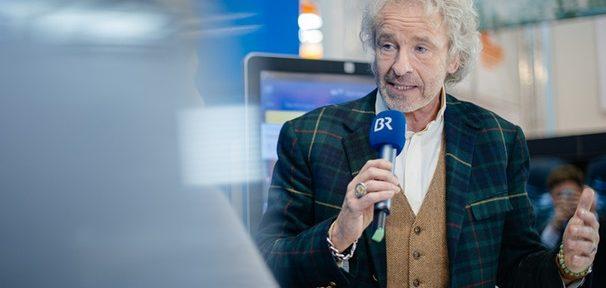 """""""Gottschalk liest?"""": TV-Legende moderiert Literatursendung"""