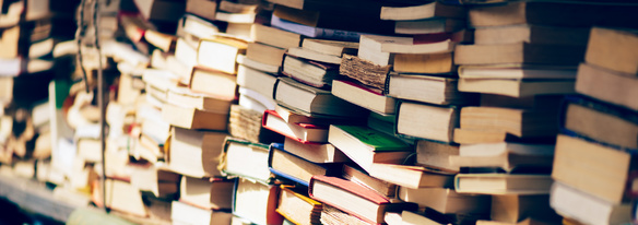 """Verkäufe """"echter"""" Bücher: Es geht bergauf"""