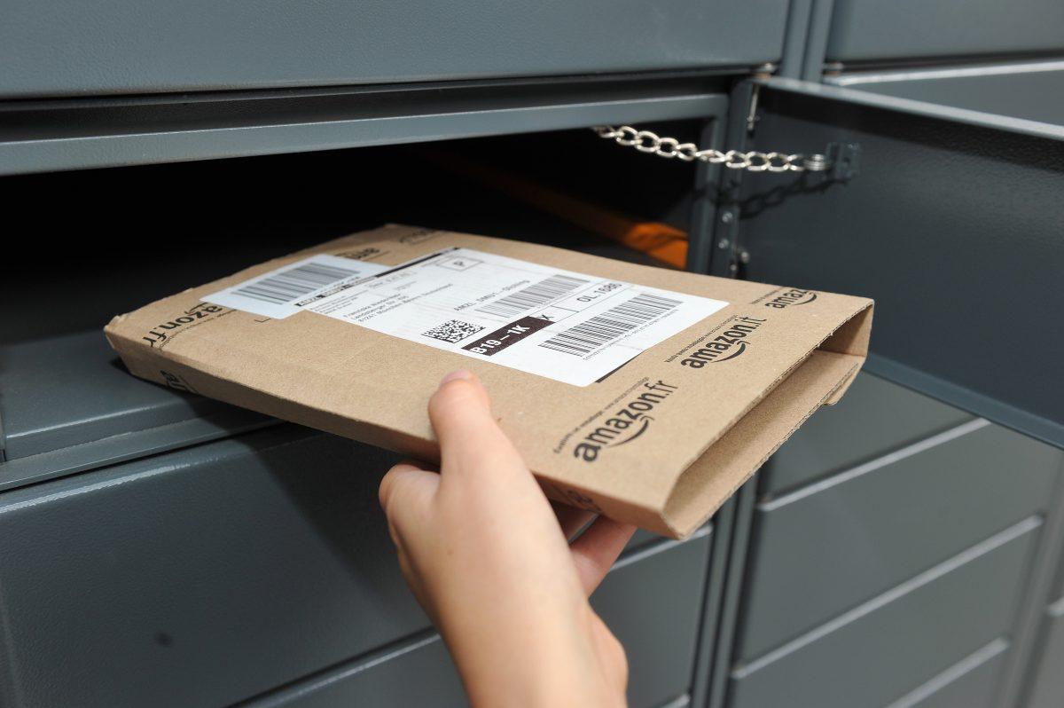 Bücher bei Amazon bestellen –Immer weniger Deutsche tun es