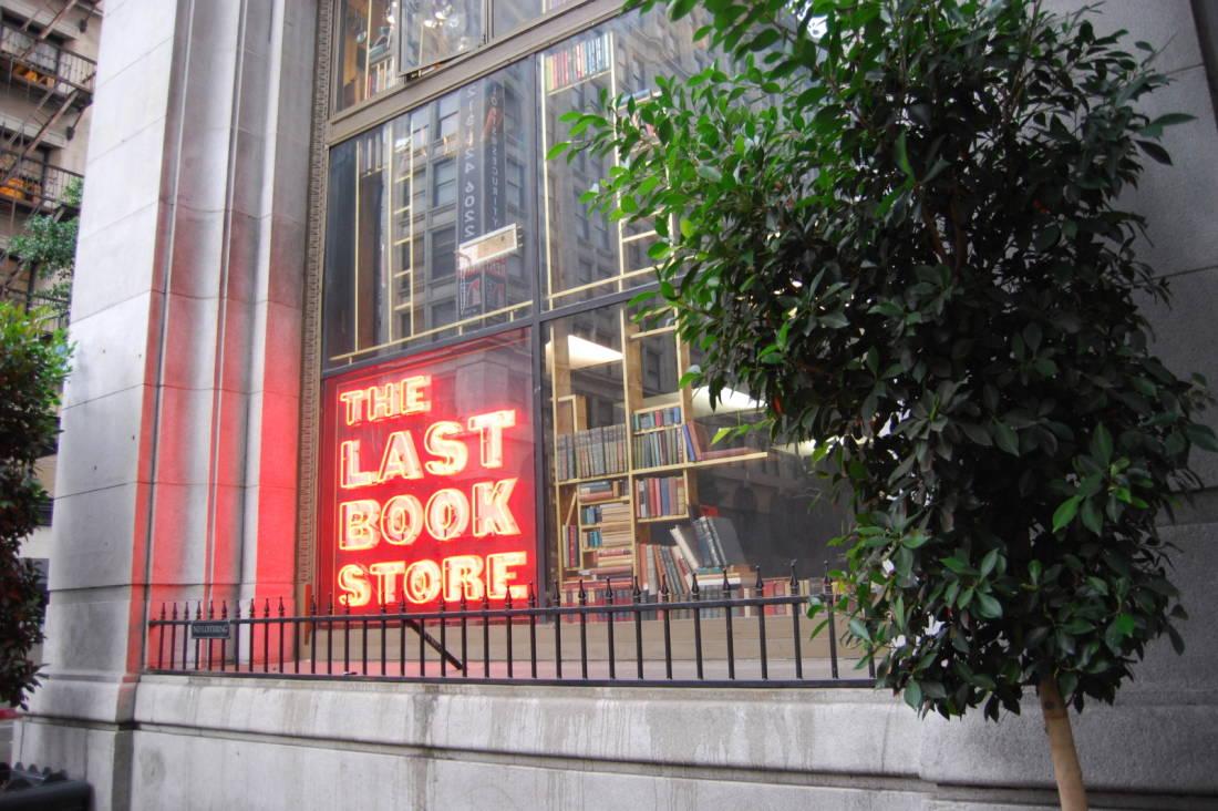 Die coolste Buchhandlung der Welt