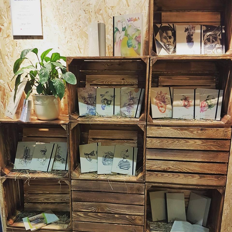 Diese Bücher sind vegan und kompostierbar