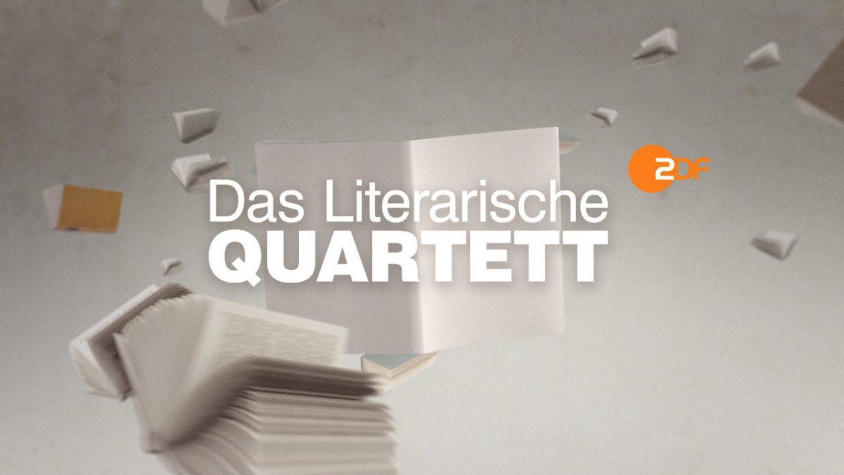 """Logo """"Das Literarische Quartett"""""""