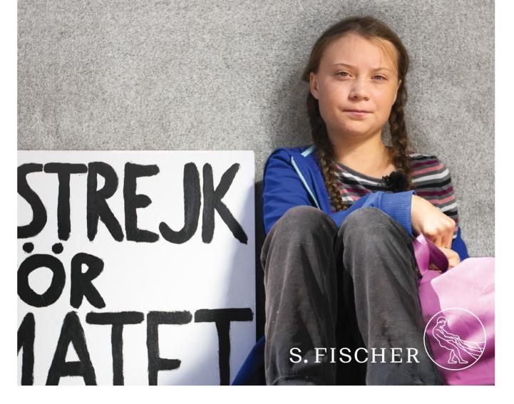 """Klimaschutzfamilie: """"Szenen aus dem Herzen"""" –dasBuch über Greta Thunberg"""