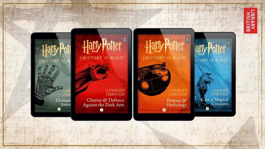 Neue Harry-Potter-E-Books