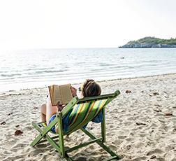 Romane für den Urlaub
