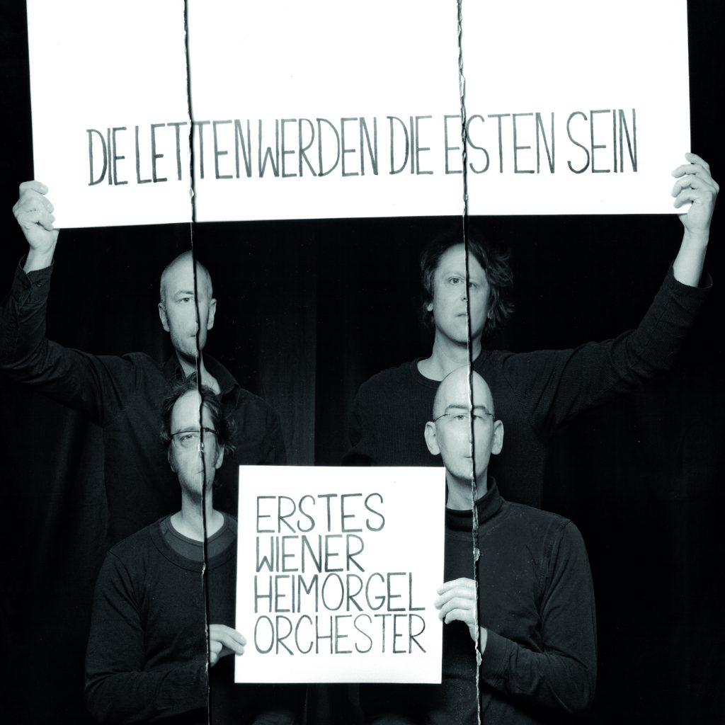 Erstes Wiener Heimorgelorchester beim Wir sind Wien-Festival 2019