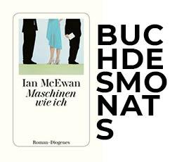 """Cover: """"Maschinen wie ich"""" von Ian McEwan"""
