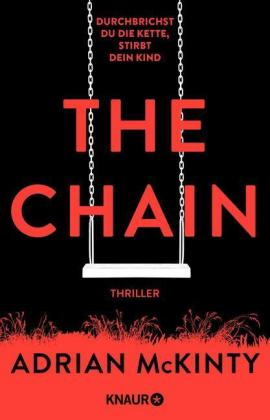 Cover The Chain Adrian McKinty