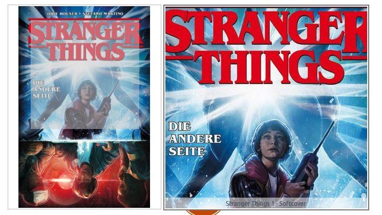 """""""Stranger Things"""": Comic zeigt Will auf der anderen Seite"""
