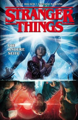 "Comic-Sammelband: ""Stranger Things – die andere Seite"""