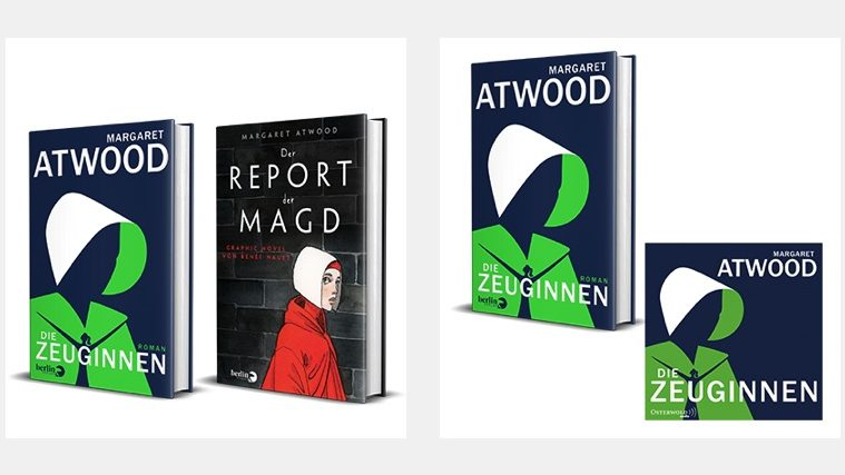 """""""Die Zeuginnen"""": Margaret Atwood bringt Nachfolger für """"Der Report der Magd"""""""