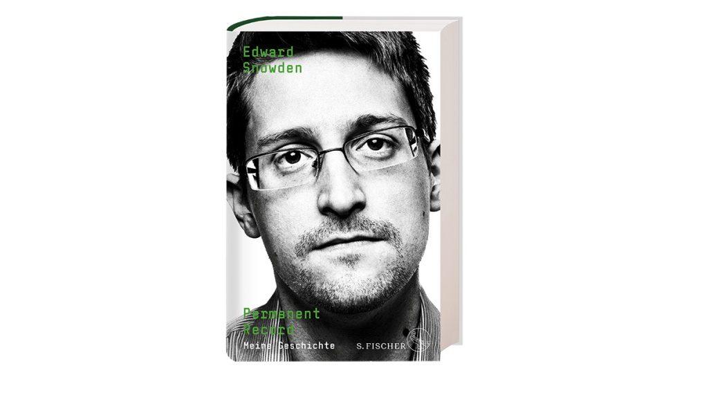 """""""Permanent Record"""": USA will Einnahmen von Edward-Snowden-Memoiren"""