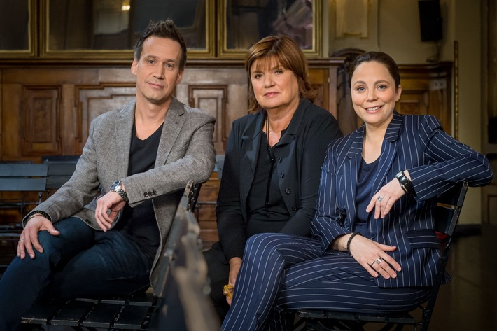 Das Literarische Quartett: Jetzt soll es Thea Dorn allein machen