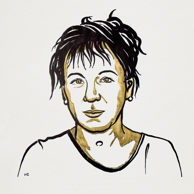 Literatur-Nobelpreis 2018 für Olga Tokarczuk