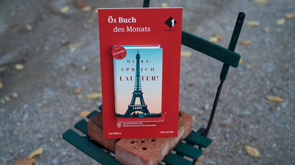 """""""Herz, sprich lauter"""" ist Ö1 Buch des Monats"""