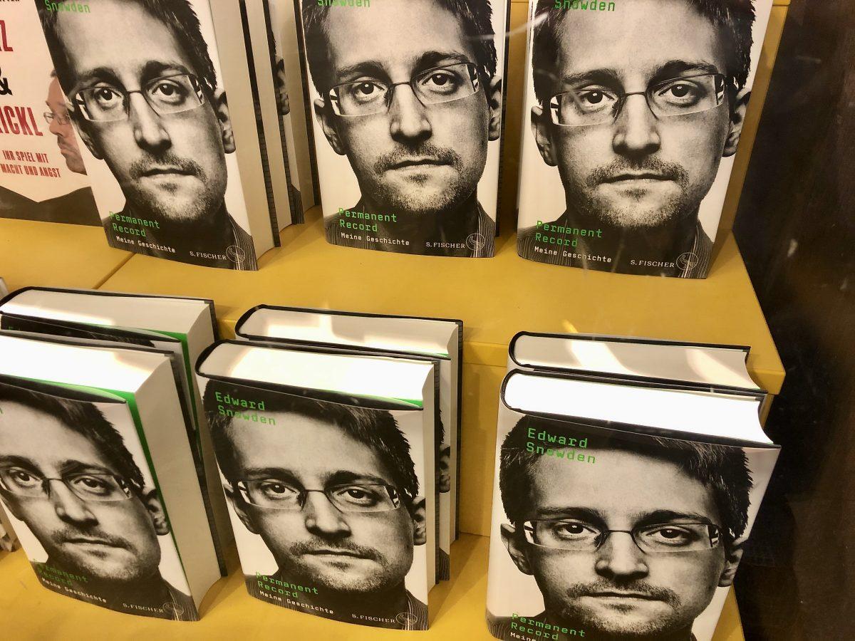 """Permanent Record"": Edward Snowden muss Einnahmen an USA zahlen"