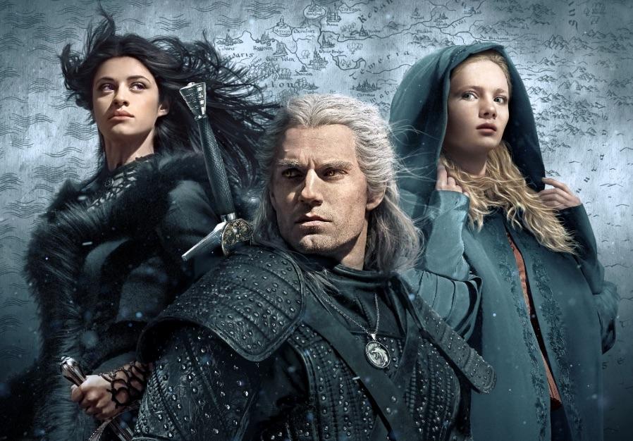 The Witcher: Das sind die Bücher zur Netflix-Serie von Andrzej Sapkowski