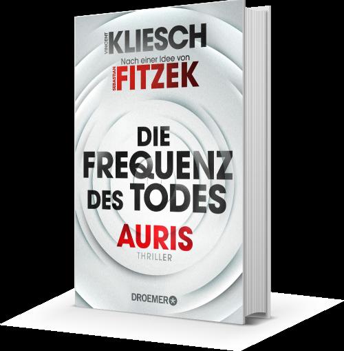 """""""Auris 2 – Die Frequenz des Todes"""" von Kliesch und Fitzek kommt am 4. Mai"""