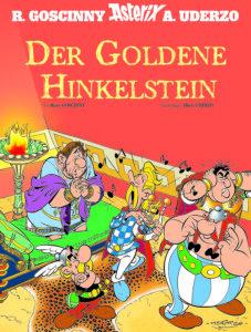 """Egmont bringt verschollenes Asterix-Album """"Der Goldene Hinkelstein"""""""