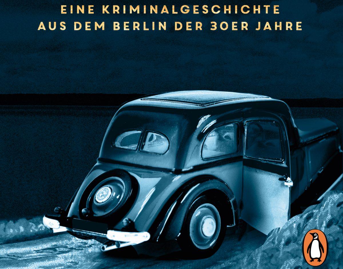 """Rezension: """"Das Verschwinden des Dr. Mühe"""" von Oliver Hilmes"""